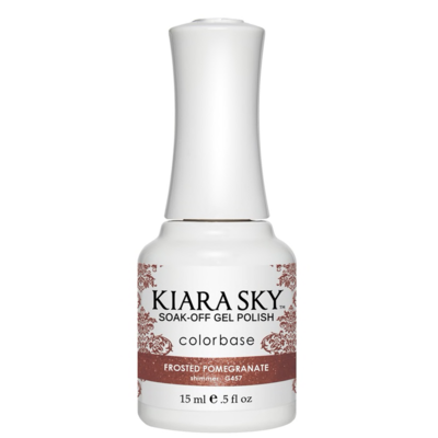 Kiara Sky G457 Frosted Pomegranate