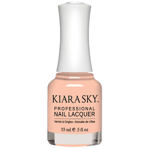 Kiara Sky All-in-One Polish - N5005 The Perfect Nude