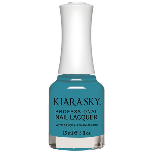 Kiara Sky All-in-One Polish - N5082 Blue Moon