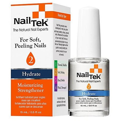 Nail Tek - For Soft Peeling Nails - Hyrdrate