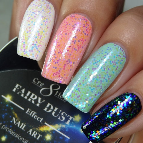 Cre8tion - Nail Art Pigment Fairy Dust 05 - 1g