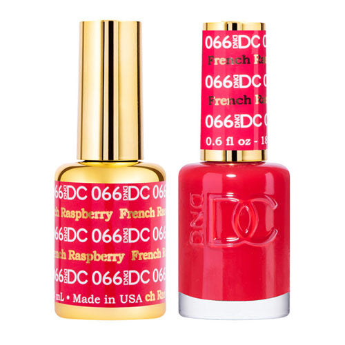 DC DUO 066 French Raspberry