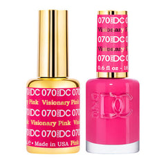 DC DUO 070 Visionary Pink