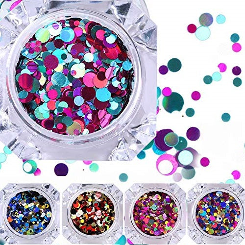 Multicolor Sequins Collection