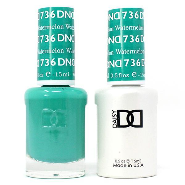 DND GEL 736 Watermelon