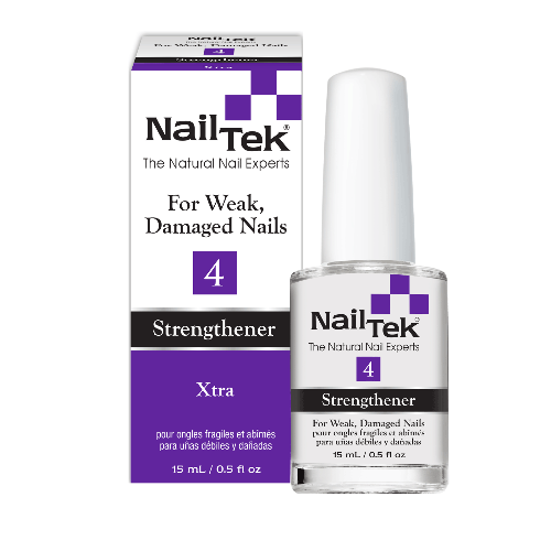 Nail Tek - For Weak, Damaged Nails - Strengther Xtra