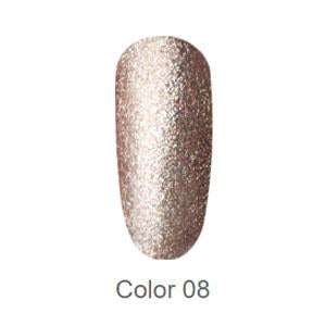 Cre8tion Rose Gold - 8
