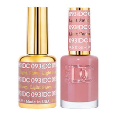 DC DUO 093 Light Fawn