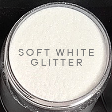 DCH05 Soft White Glitter
