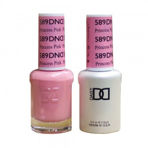 DND Gel 589 Princess Pink