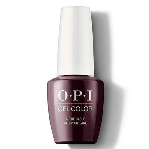OPI GEL IN THE CABLE CAR - POOL LANE F62