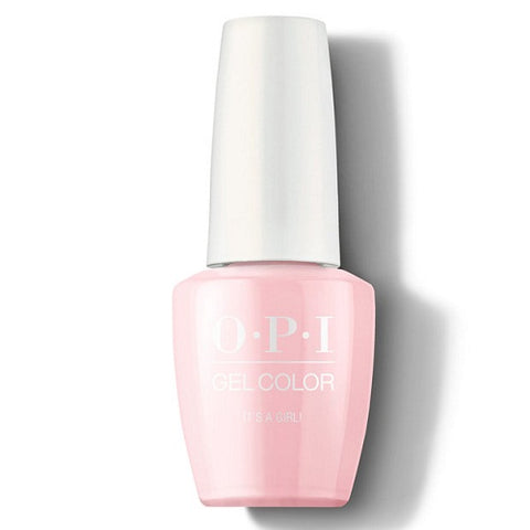 OPI GEL IT'S A GIRL H39