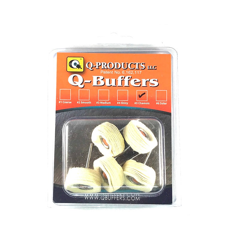 Q-Products Chamois 3/32 Small