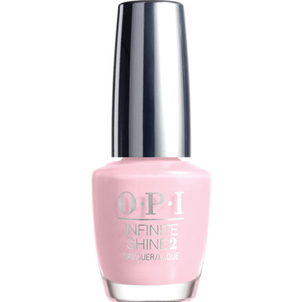 OPI Infinite Shine L01 - Pretty Pink Perseveres