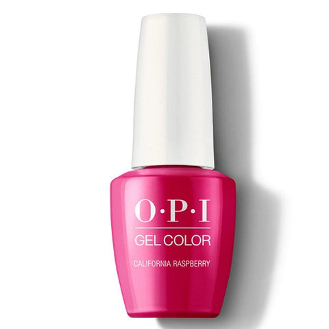 OPI GEL CALIFORNIA RASPBERRY L54