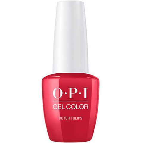 opi gel dutch tulips L60