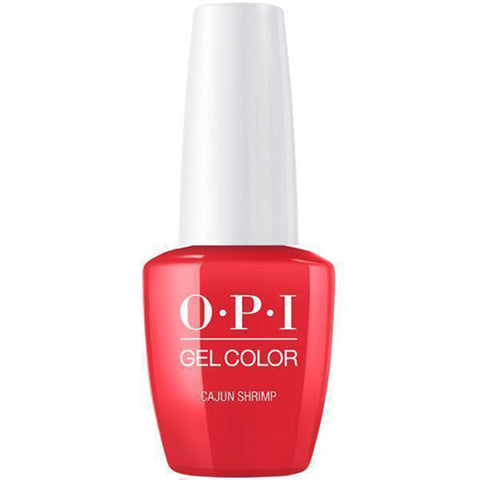 opi gel cajun shrimp L64