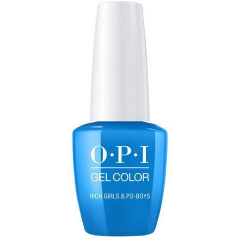 opi gel rich girls & po-boys N61