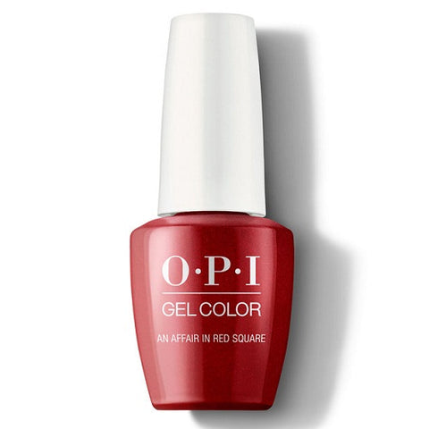 OPI GEL AN AFFAIR IN RED SQUARE R53