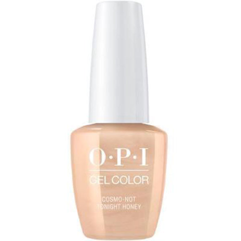 opi gel cosmo-not tonight honey R58
