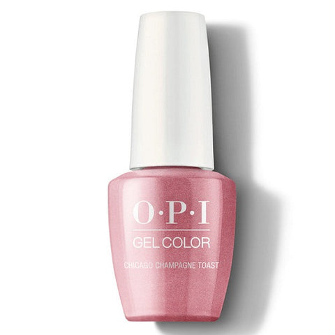 OPI GEL CHICAGO CHAMPAGNE TOAST S63