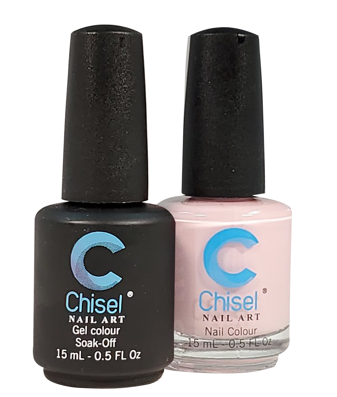 Chisel Matching Gel + Lacquer Duo - Solid 15