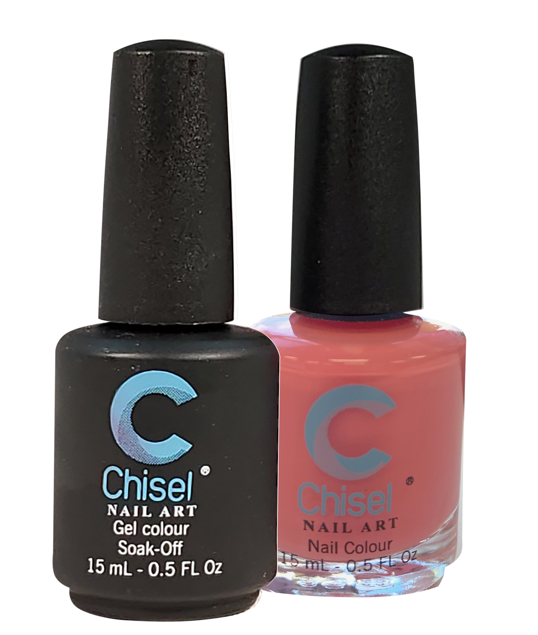 Chisel Matching Gel + Lacquer Duo - Solid 17