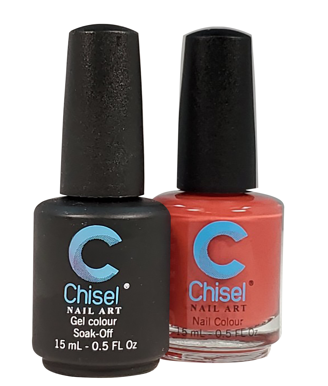 Chisel Matching Gel + Lacquer Duo - Solid 22