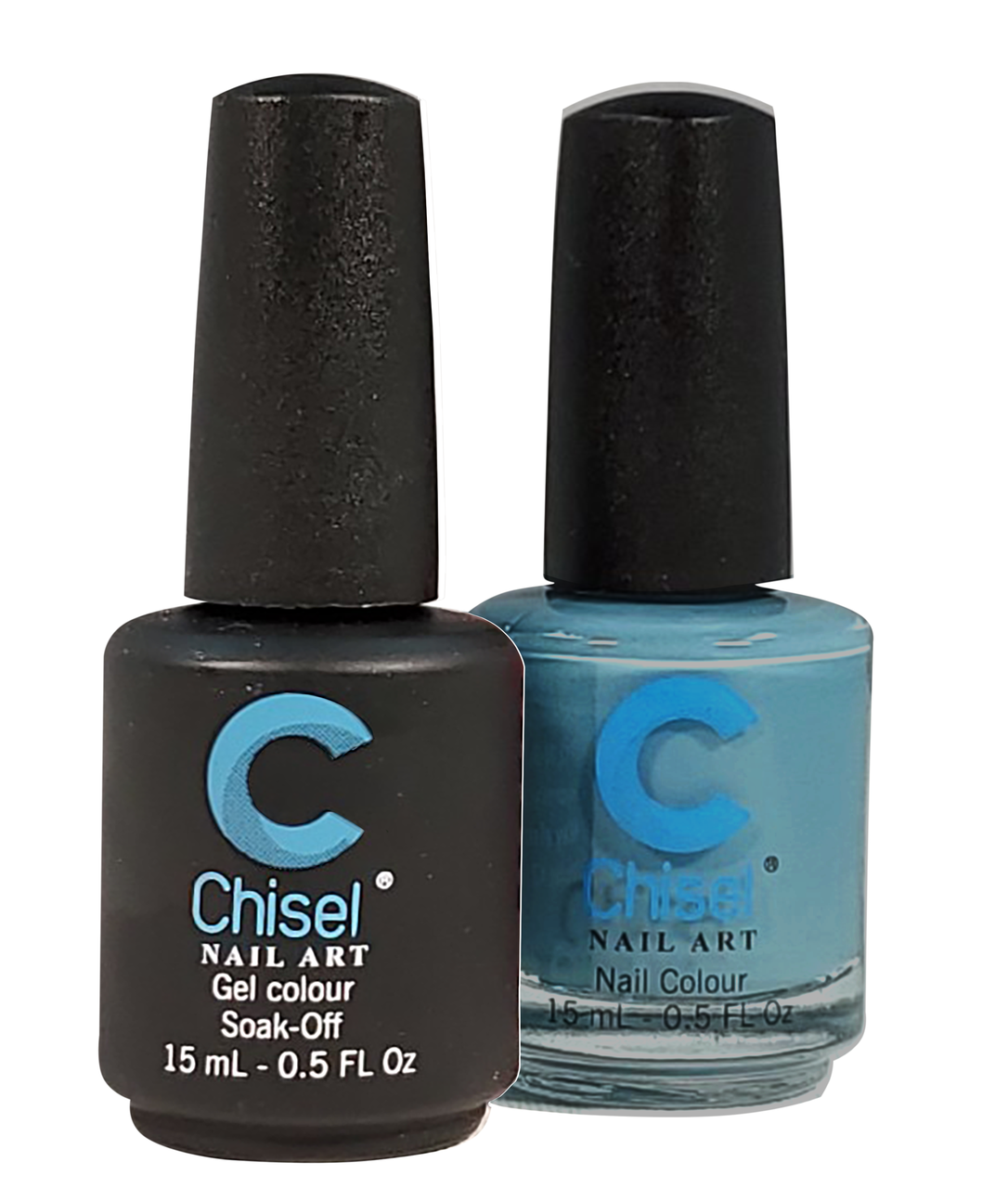 Chisel Matching Gel + Lacquer Duo - Solid 74