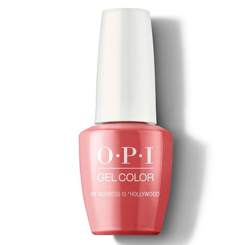 OPI GEL MY ADDRESS IS HOLLYWOOD T31