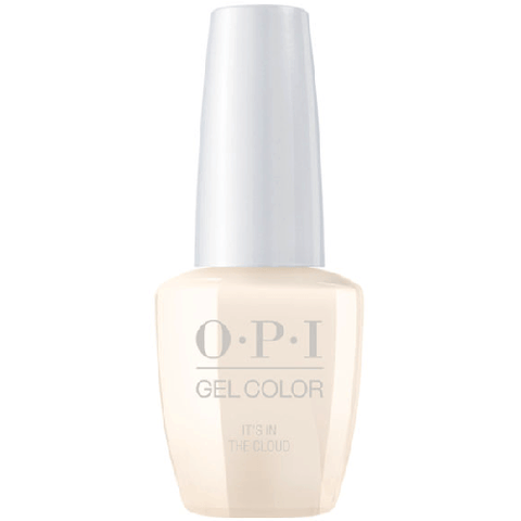 opi gel IT'S IN THE CLOUD T71