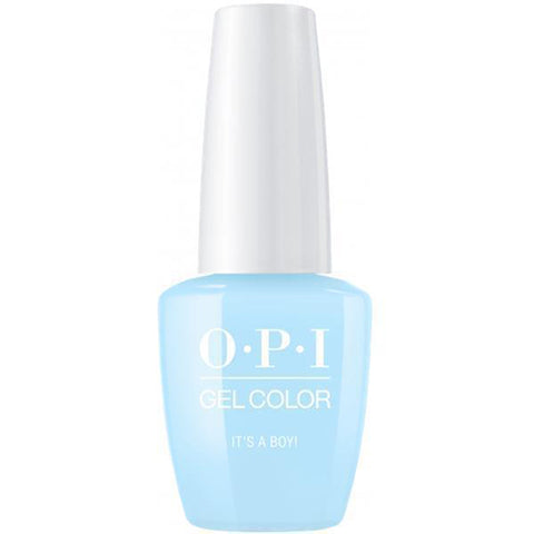opi gel IT'S A BOY! T75