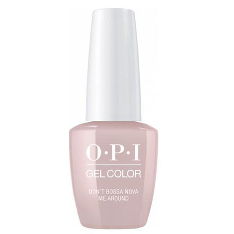 opi gel don't bossa nova me around a60