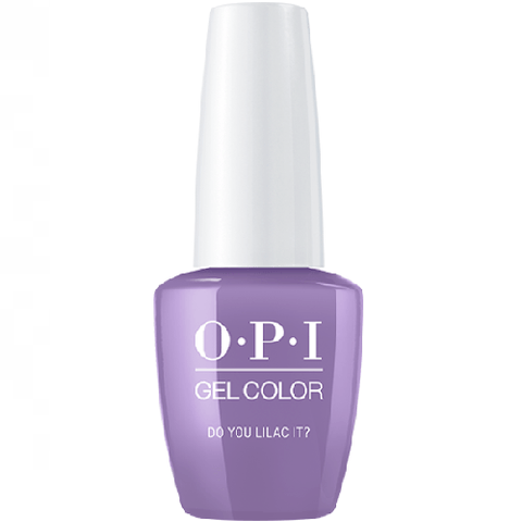 opi gel DO YOU LILAC IT? b29