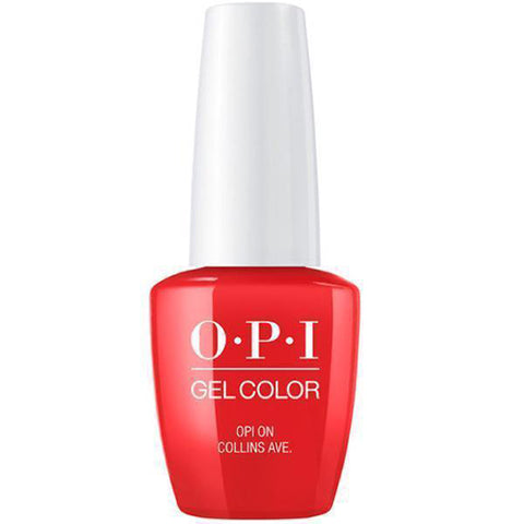 opi gel OPI ON COLLINS AVE b76