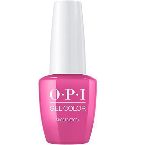 opi gel SHORT STORY b86