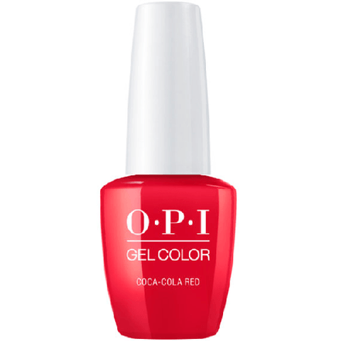opi gel  COCA COLA RED c13
