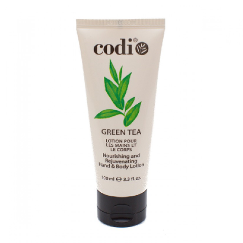 Codi Lotion 100ml/3.3floz - Green Tea