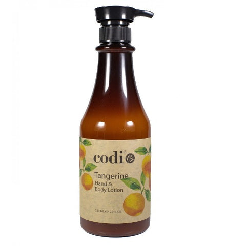 Codi Lotion 750mL/25floz - Tangerine