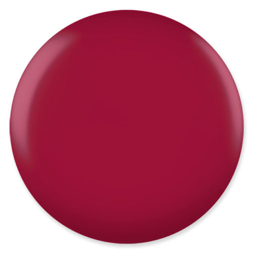 DND Gel 432 Dark Scarlet