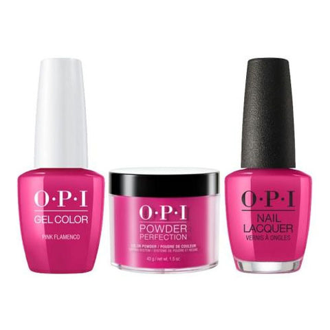opi gel PINK FLAMENCO e44