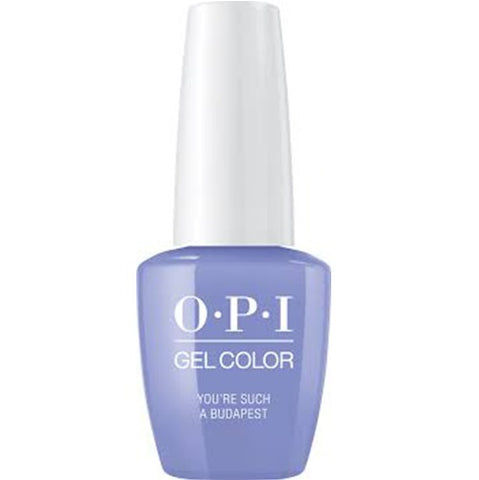 opi gel you're such a budapest e74