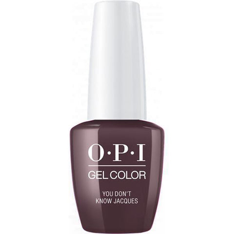 opi gel you don't know jacques f15