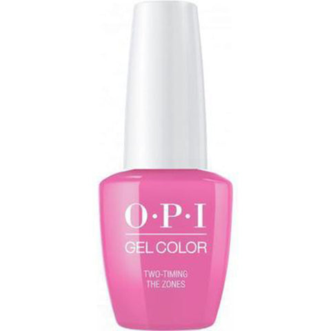 opi gel two timing the zones f80