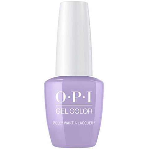 opi gel polly want a gel f83