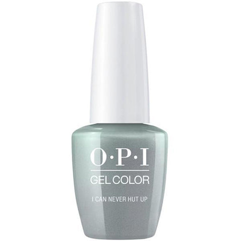 opi gel i can never hut up opi f86