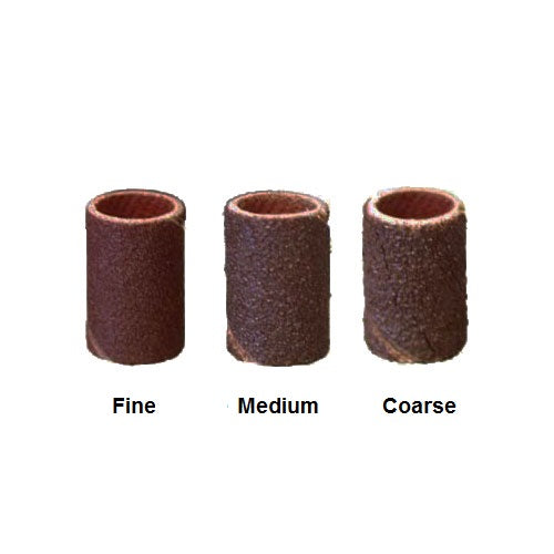 Milken Sanding Band - Coarse 80 Grit 100ct