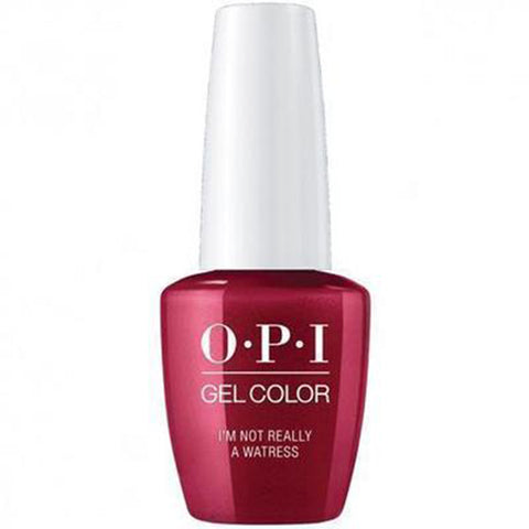 opi gel i'm not really a waitress h08