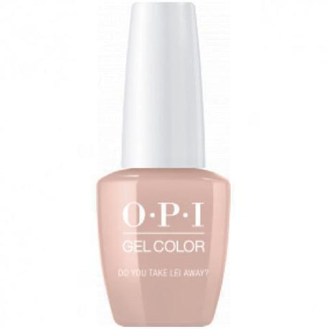 opi gel do you take lei-away? h67