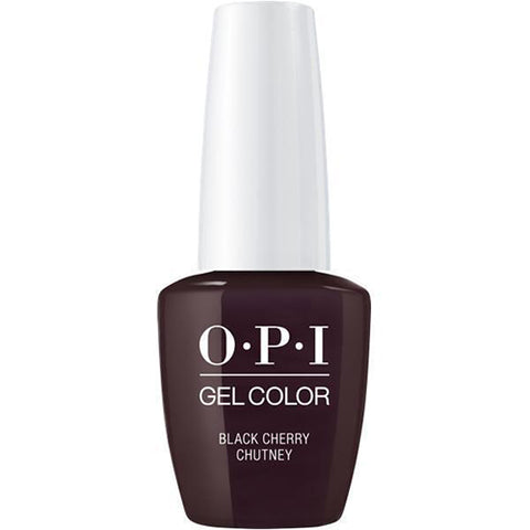 opi gel black cherry chutney i43